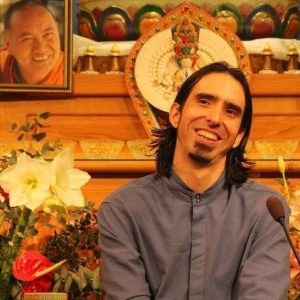 Lama Osel - LRZTP spiritual teachers
