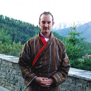 Filip Majkowski LRZTP Tibetan Language teacher