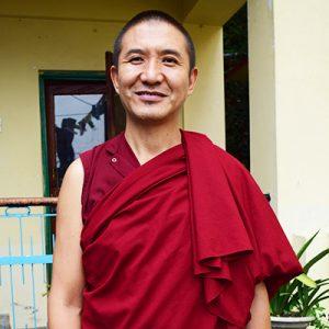 Geshe-Tenzin Wandrak