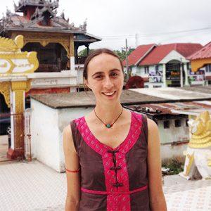 Franziska Oertle - LRZTP 7 Tibetan Language Teacher